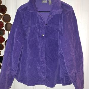 Ladies Corduroy shirt